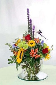 Flowers by the Nuese