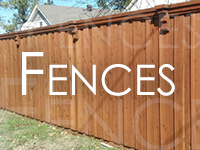 Fence Powerwashing